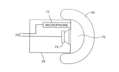 El diseño de un nuevo dispositivo de Apple