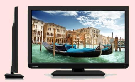 Toshiba W1, televisores de pequeñas pulgadas