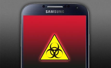 Tu próximo móvil podría tener una pantalla antibacterial