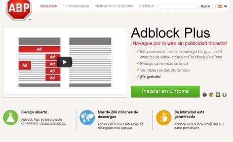 Google contrata a Adblock Plus en PC, y lo prohíbe en Android
