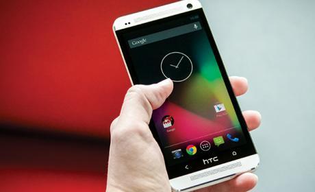 HTC One, con mejoras en su sistema operativo