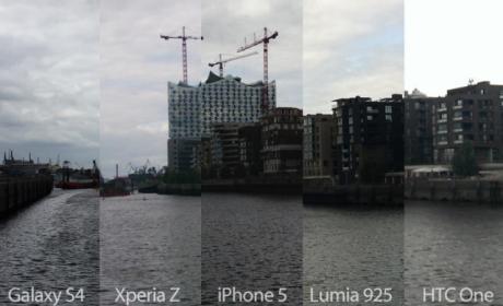 cámaras smartphones
