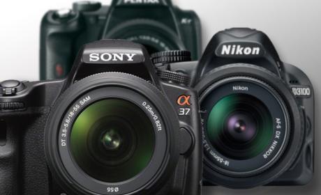 cámaras réflex