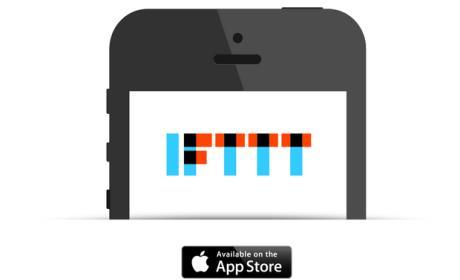IFTTT, ahora disponible para el iPhone