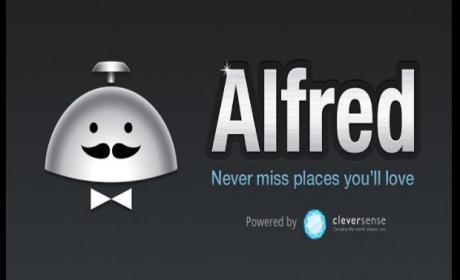 Alfred, el servicio personalizado de recomendaciones