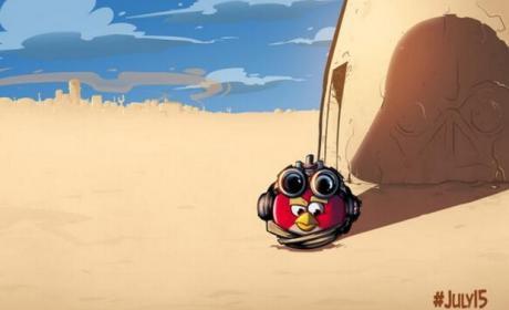 Precuela de Angry Birds Star Wars el 15 de julio