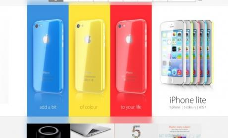 iPhone Low Cost. Anuncio falso