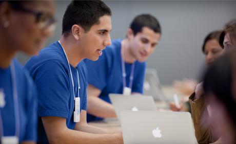 Nuevas contrataciones de Apple