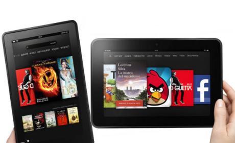 Kindle Fire HD 2