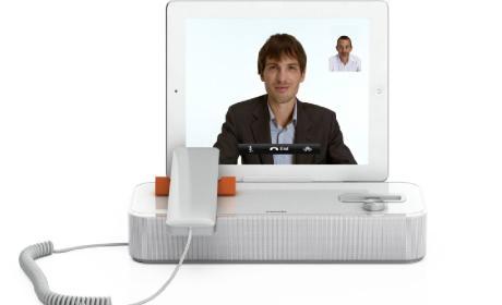 invoxia Audioffice, nuevo sistema de altavoces dock