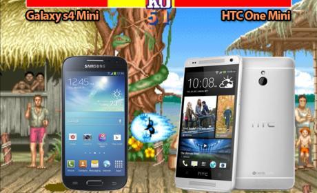 Comparativa: HTC One Mini vs Samsung Galaxy S4 Mini