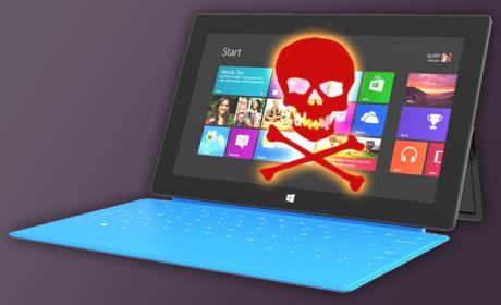 Microsoft está perdiendo dinero con Surface. Mucho dinero.