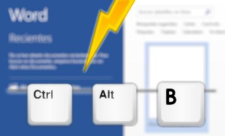 Añade autotextos fácilmente con un atajo de teclado personalizado en Word 2013
