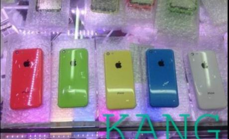 iPhone de bajo coste, en dos modelos diferentes