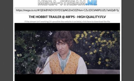 Mega-stream.me, tus vídeos de Mega en streaming