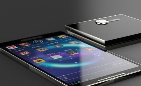 Galaxy S5 concepto