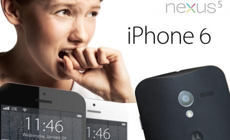 iphone 6 larga espera