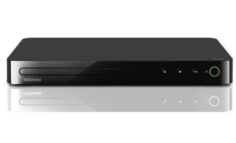 Reproductor de Blu-ray Cloud TV, de Toshiba