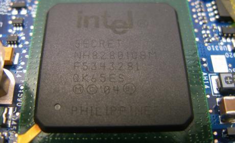 Intel fabricó procesadores exclusivos para los MacBook Pro