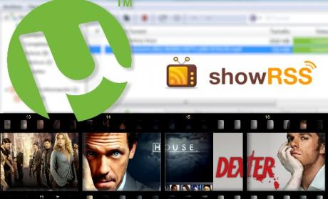 Descarga series de TV automáticamente con uTorrent y showRSS