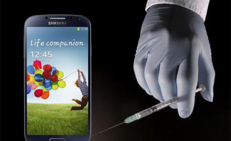 Samsung manipula benchmarks de Galaxy S4 para que luzca bien