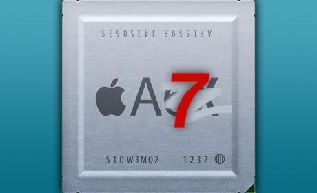 El Nuevo iPhone tendría el procesador A7, hecho por Samsung