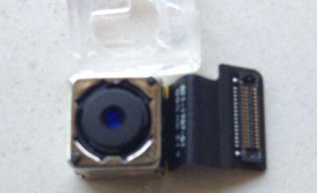 El iPhone 5C tendrá una cámara de 8 MP igual que el iPhone 5