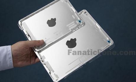 iPad mini 2, filtradas imágenes de la carcasa trasera