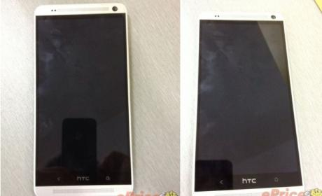 Primera imagen HTC One Max