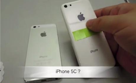 Filtrados dos nuevos videos del iPhone 5C y iPad 5