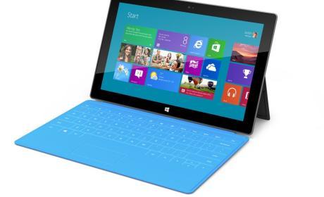 Nueva tablet de Windows
