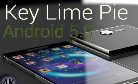 Samsung Galaxy S5 con 4k Y Android 5.0