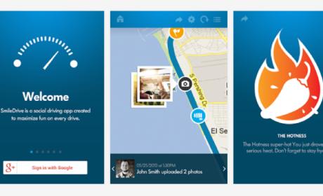SmileDrive, nueva app de Google y Volkswagen