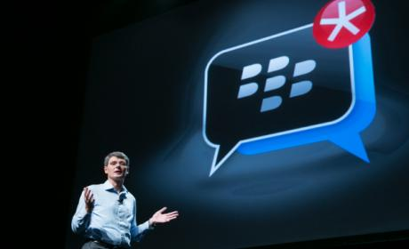 Conferencia de Blackberry Messenger
