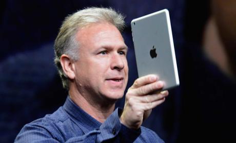 Apple aumenta sus compras de pantallas para iPad. A Samsung