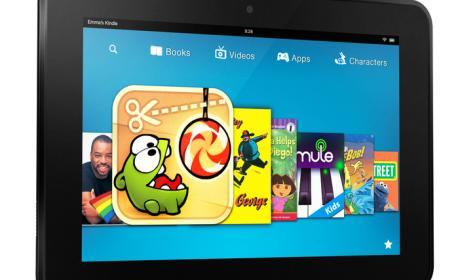 Kindle Fire HD 2, especificaciones de la nueva generación