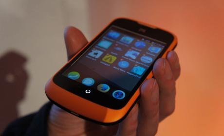 ZTE venderá su teléfono Firefox por 80 dólares en eBay