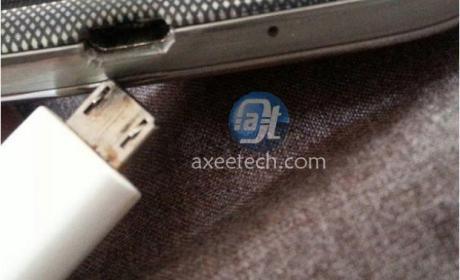 Samsung Galaxy S4 arde mientras cargaba