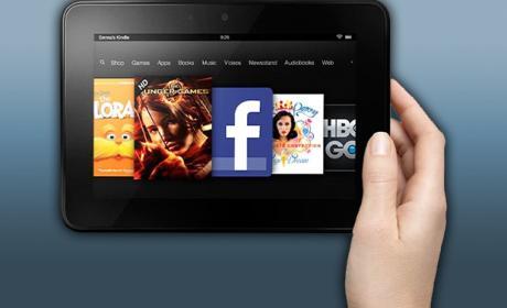 Se filtran benchmarks de nueva Kindle Fire HD de Amazon
