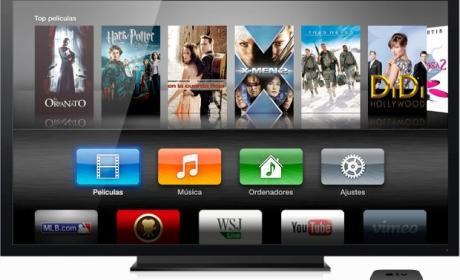 Apple se reúne con fabricantes de componentes para el iTV