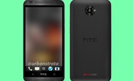 Primera imagen y especificaciones del smartphone HTC Zara