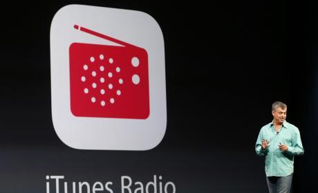 lanzamiento de itunes radio
