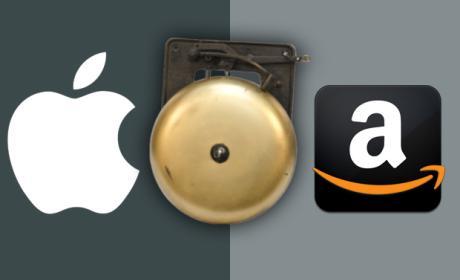 Prácticas de Apple respecto a e-books iban contra Amazon