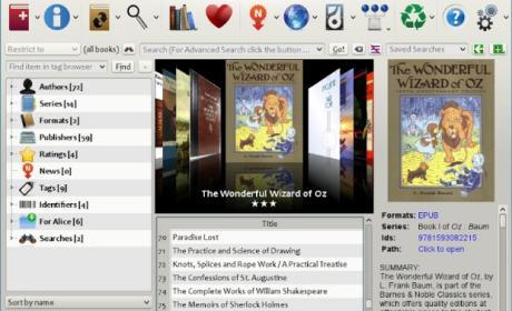 Tras siete años de desarrollo, Calibre alcanza la versión 1.0