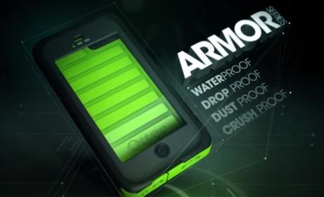 Armor, la funda indestructible de Otterbox