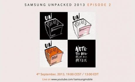 Samsung unpacked episodio 2