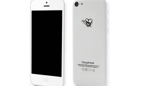 Goophone i5C, la imitación china del iPhone 5C