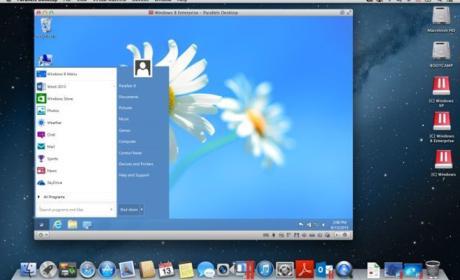 menú inicio windows 8 parallels desktop 9