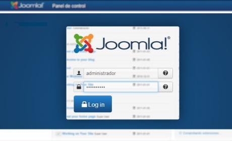 Conoce el panel de administración de Joomla