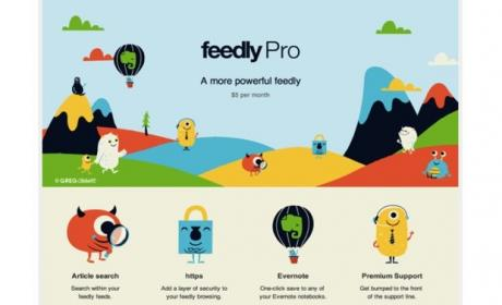Feedly Pro disponible para todos